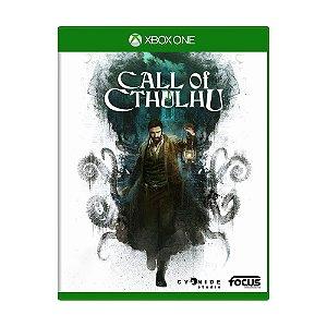 Jogo Call of Cthulhu - Xbox One
