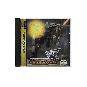 Jogo GunGriffon: The Eurasian Conflict - Sega Saturn (Japonês)
