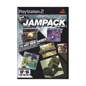 Jogo Jampack Vol. 13 - PS2