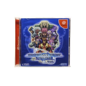 Jogo Phantasy Star Online Ver. 2 - DreamCast (Japonês)
