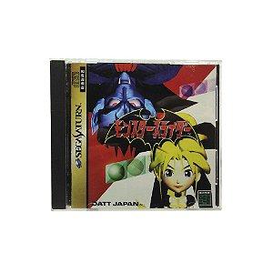 Jogo Monster Slider - Sega Saturn (Japonês)