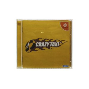 Jogo Crazy Taxi - DreamCast (Japonês)
