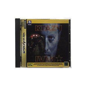 Jogo Krazy Ivan - Sega Saturn (Japonês)