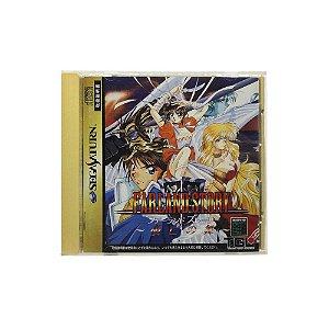 Jogo Farland Story: Habou no Mai - Sega Saturn (Japonês)
