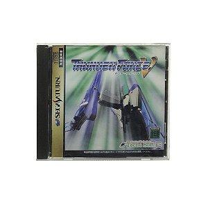 Jogo Thunder Force V - Sega Saturn (Japonês)