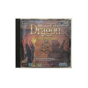 Jogo Rise of the Dragon: A Blade Hunter Mystery - Sega CD (Japonês)