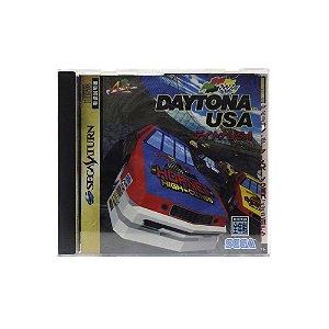 Jogo Daytona USA - Sega Saturn (Japonês)