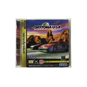 Jogo Daytona USA Championship Circuit Edition - Sega Saturn (Japonês)