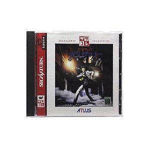 Jogo Devil Summoner: Soul Hackers - Sega Saturn (Japonês)