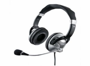Headset Multilaser Big Professional - PC