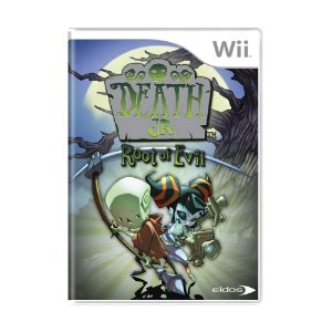 Jogo Death Jr.: Root of Evil - Wii