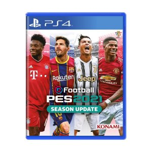 Jogo eFootball Pro Evolution Soccer 2021 Season Update - PS4