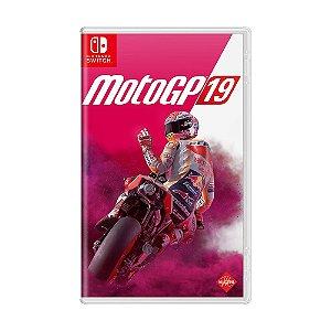 Jogo MotoGP 19 - Switch
