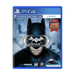 Jogo Batman: Arkham VR - PS4