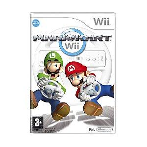 Jogo Mario Kart Wii - Wii (Europeu)