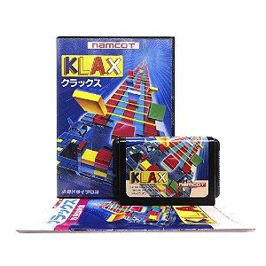 Jogo Klax - Mega Drive (Japonês)