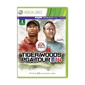 Jogo Tiger Woods PGA Tour 14 - Xbox 360