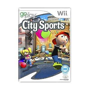 Jogo Go Play City Sports - Wii