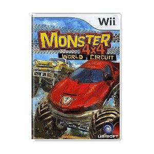 Jogo Monster 4x4: World Circuit - Wii