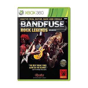 Jogo Bandfuse: Rock Legends - Xbox 360