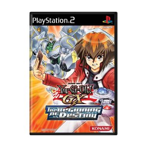 Jogo Yu-Gi-Oh! GX: The Beginning of Destiny - PS2