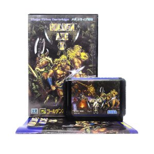Jogo Golden Axe II - Mega Drive (Japonês)