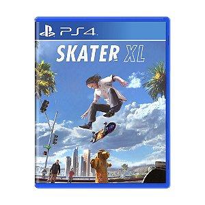 Jogo Skater XL - PS4
