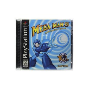Jogo Mega Man 8 - Anniversary Edition - PS1