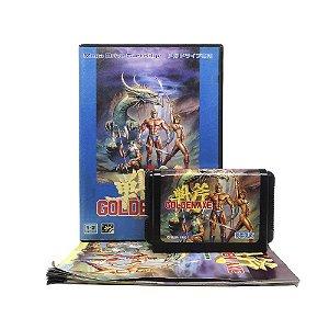 Jogo Golden Axe - Mega Drive (Japonês)