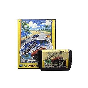 Jogo OutRun - Mega Drive (Japonês)