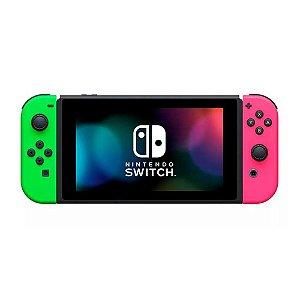Console Nintendo Switch Splatoon - Nintendo