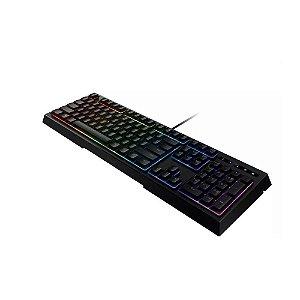 Teclado Gamer Ornata Chroma RZ03 RGB com fio - Razer