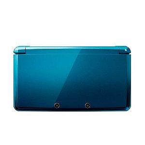 Console Nintendo 3DS Aqua Blue - Nintendo (Europeu)
