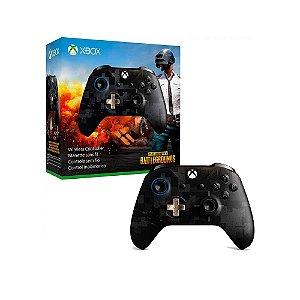 Controle Microsoft (Edição Playerunknown's Battlegrounds) - Xbox One