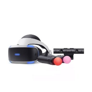 PlayStation VR + Ps Move + Câmera - Sony