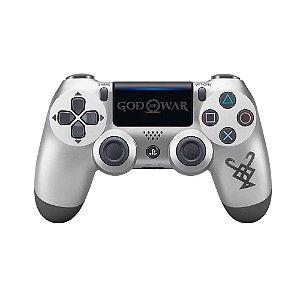 Controle Sony Dualshock 4 (Edição God of War) sem fio - PS4