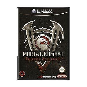 Jogo Mortal Kombat: Deadly Alliance - GameCube (Europeu)