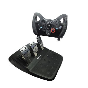 Volante Personalizado Logitech Driving Force G29 - PS4, PS3 e PC