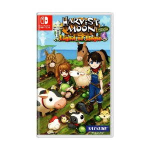 Jogo Harvest Moon: Light of Hope - Switch