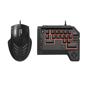 Mouse e Teclado Hori Tactical Assault Commander 4 com fio - PS3 e PS4