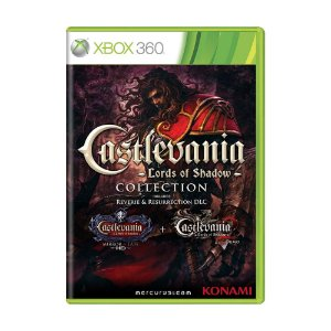 Jogo Castlevania Lords of Shadow Colletion - Xbox 360