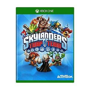 Jogo Skylanders Trap Team - Xbox One