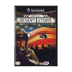 Jogo Conflict: Desert Storm - GameCube