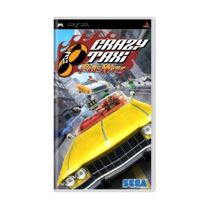 Jogo Crazy Taxi: Fare Wars - PSP