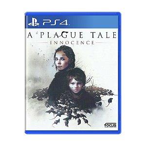 Jogo A Plague Tale: Innocence - PS4