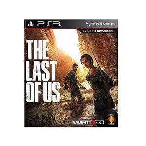 Jogo The Last Of Us - PS3 (Capa Dura)