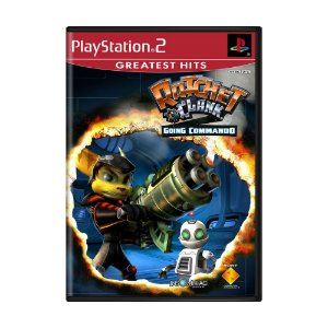 Jogo Ratchet & Clank: Going Commando - PS2