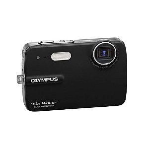 Câmera Digital Stylus Water 550WP - Olympus