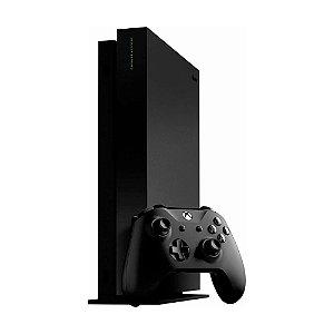 Console Xbox One X 2TB (Edição Project Scorpio) - Microsoft