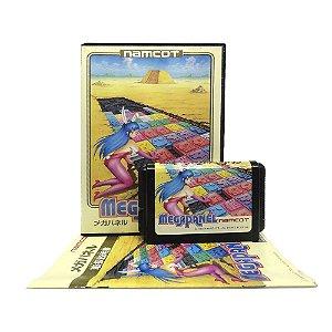 Jogo Megapanel - Mega Drive (Japonês)